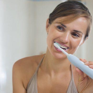 elektromos fogkefe használata
