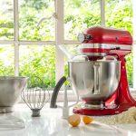 Kitchen Aid konyhai robotgép teszt